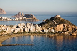 properties in aguilas