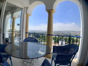 Duplex Penthouse For Sale in Mijas Golf , Málaga