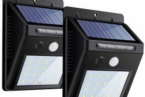 LED Solar Lights